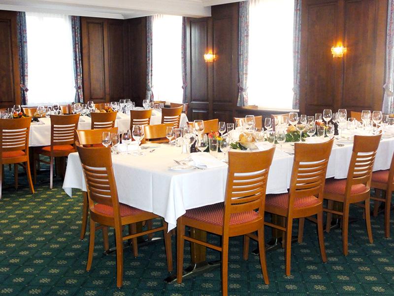 Räumlichkeiten Restaurant Rebstock - Bankettsaal 1. Stock