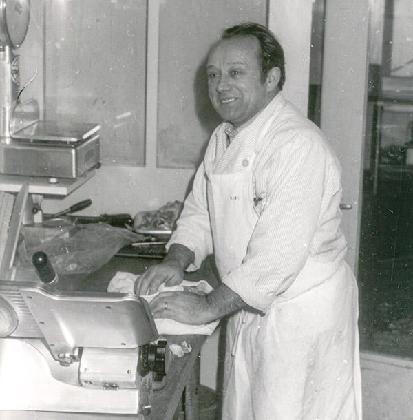 Hans Hauri - ca. 1980