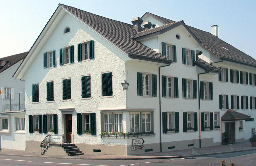 Restaurant und Metzgerei Rebstock heute