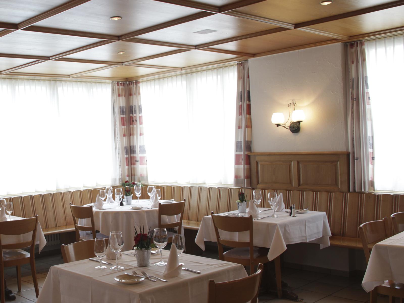 Restaurant Räumlichkeit Stübli